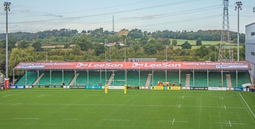LeeSan and Worcester Warriors agree deal for North Stand naming rights