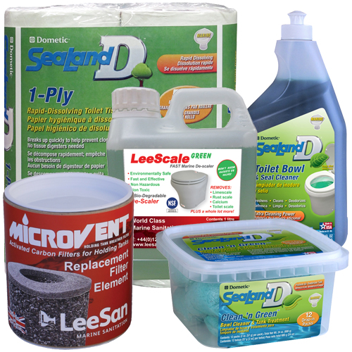LeeSan Toilet Care Kit