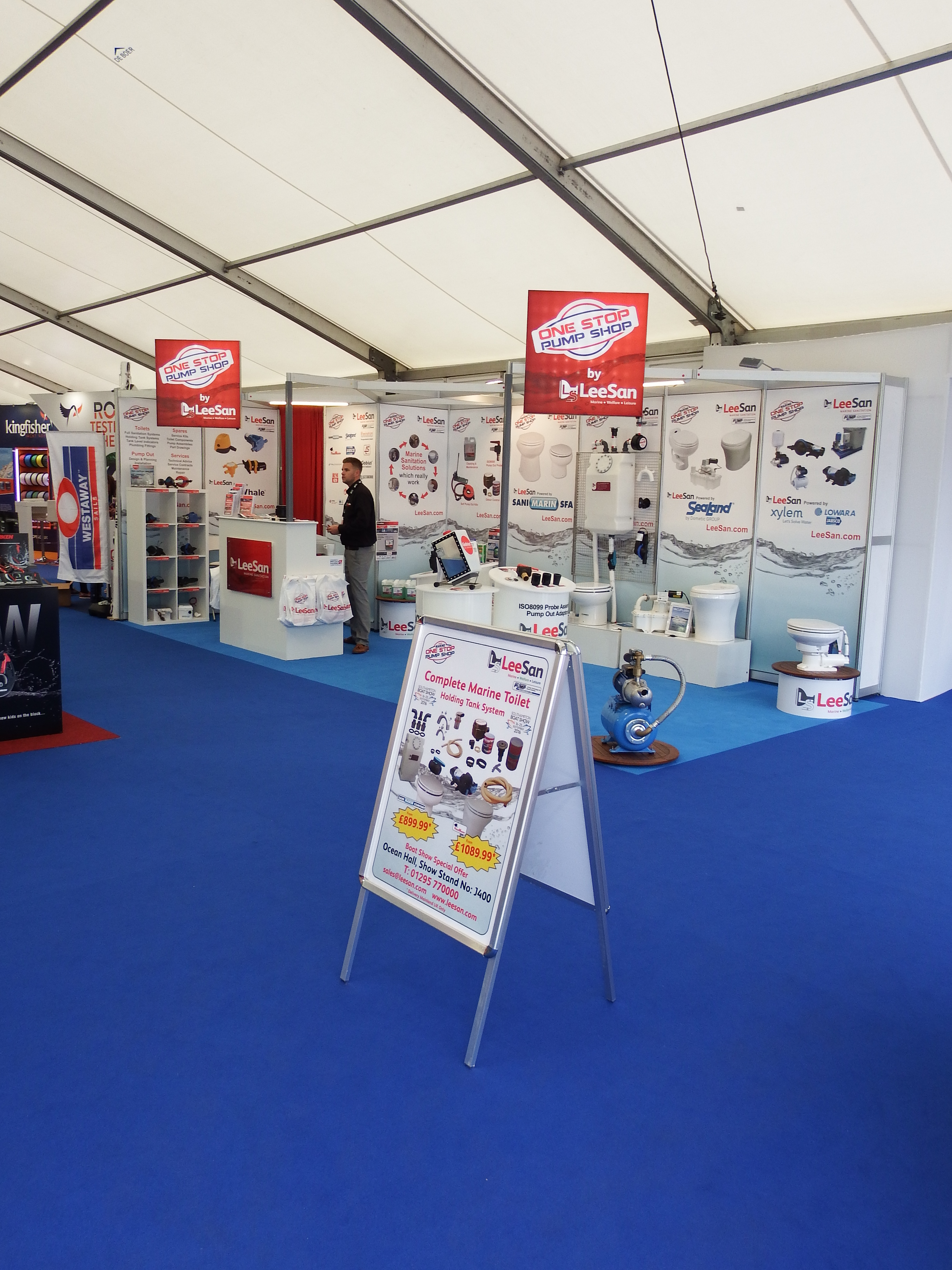 2016 Southampton Boat Show Success