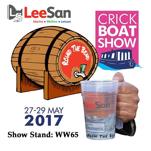 Crick Boatshow 2017