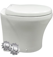 Sealand Dometic Masterflush 8600 Short Spare Parts