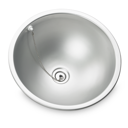 Dometic Round Stainless Steel Sink 325mm
