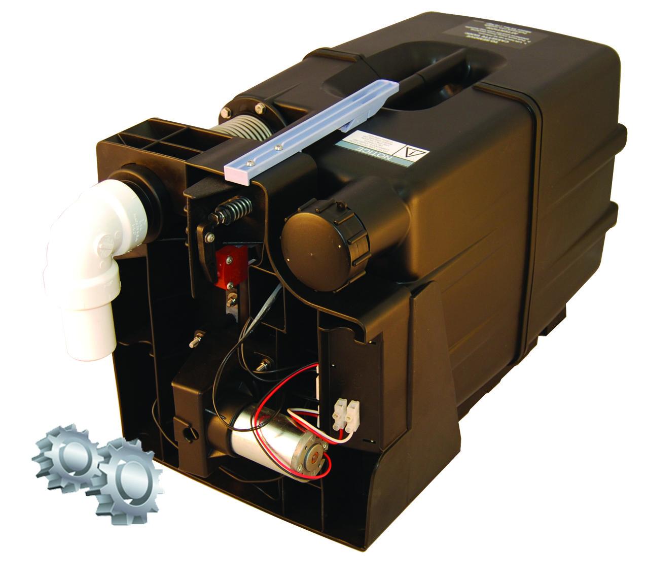 Dometic Sealand VT 2510 Vacuum Cassette Spare Parts