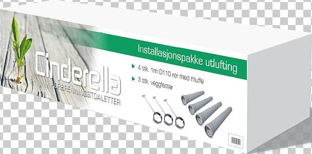 Cinderella Comfort Installation Kits