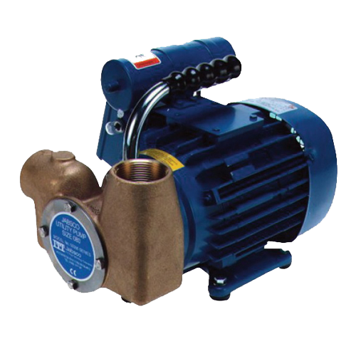 Jabsco Utility Flexible Impellor Pump, 240v AC