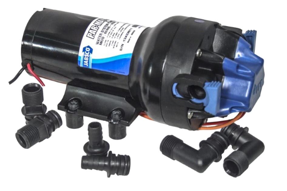 Jabsco Par Max Plus 4 Pressure Controlled Pump