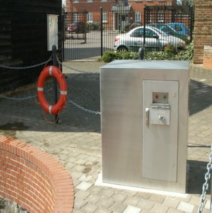 LS60W-V Vandal Resistant Pump Out Station