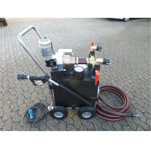 Mobile Combi-Pump-out Trailer LSM100WB