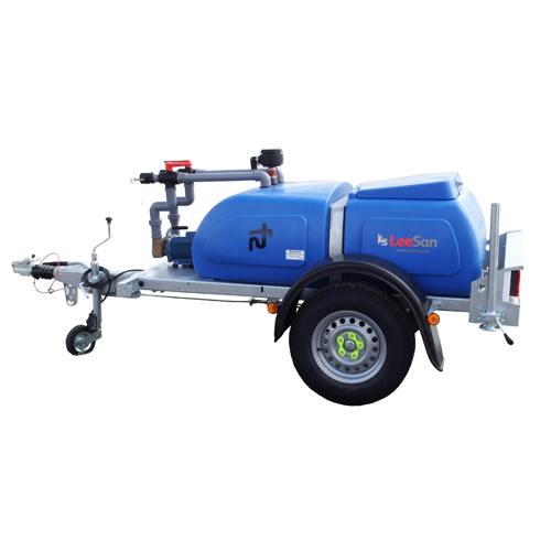 LSM500 Mobile Trailer Highway Tow