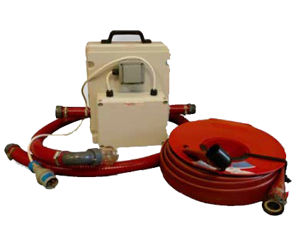 Light Duty Self Pump Out Kit 240V