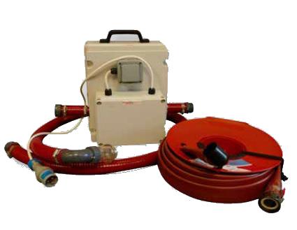 Light Duty Self Pump Out Kit 240V