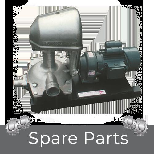 MVD / 50F Pump Spare Parts
