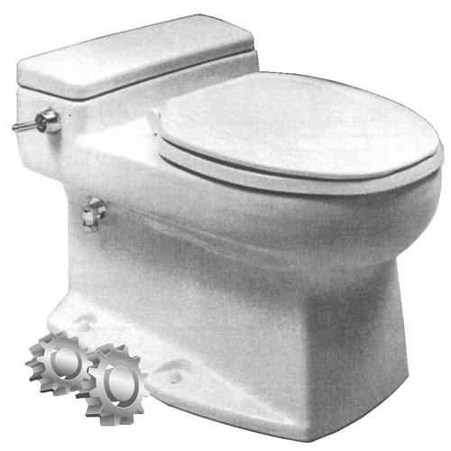 Microphor LF210 Spare Parts