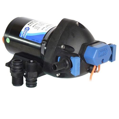 Jabsco Par Max 1.9 Pressure Controlled Pump 12v