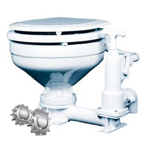Raritan Compact II Toilet Spare Parts