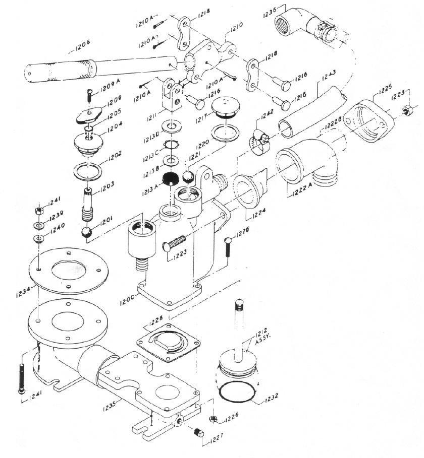 Raritan Ph Phe Toilet Spare Parts