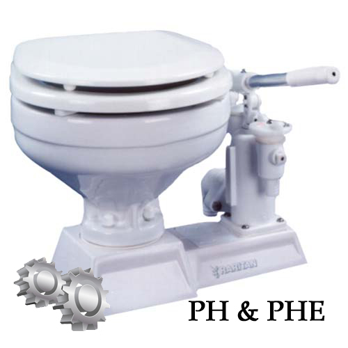 Raritan PH & PHE Toilet Spare Parts