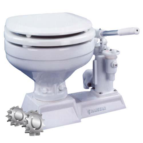 Raritan PHII Toilet Spare Parts