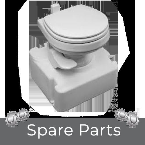 Sealand Dometic 711-M28 Gravity Toilet Spare Parts