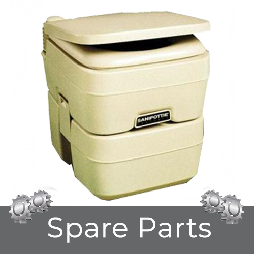 Sealand Dometic 964 MSD Portable Toilet Spare Parts