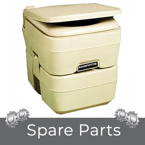 Sealand Dometic 965 MSD Portable Toilet Spare Parts