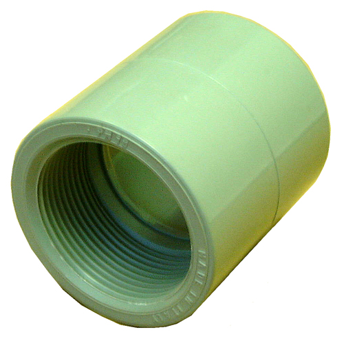 ABS Sockets Pipe to BSP Female