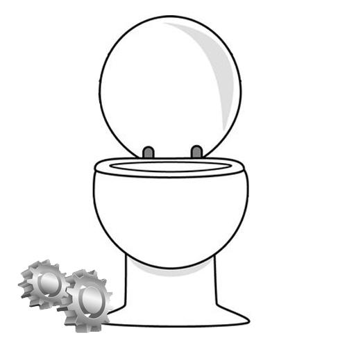 Raritan Compact I Toilet Spare Parts