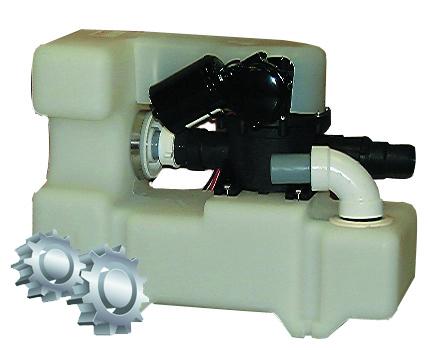 Dometic Sealand Vacuum Generator (VG2) Spare Parts