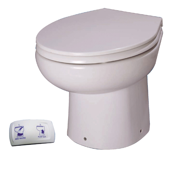 Electric Macerator Toilets Low Height