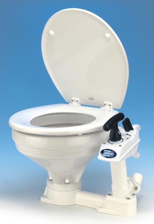 Hand Pump Toilets