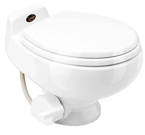 Drop through Toilets