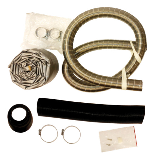 Cinderella Incineration Toilet Installation Kits