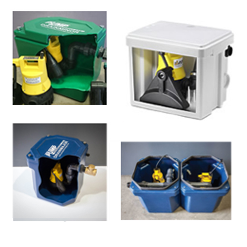 Commercial Waste Water Pumping Systems