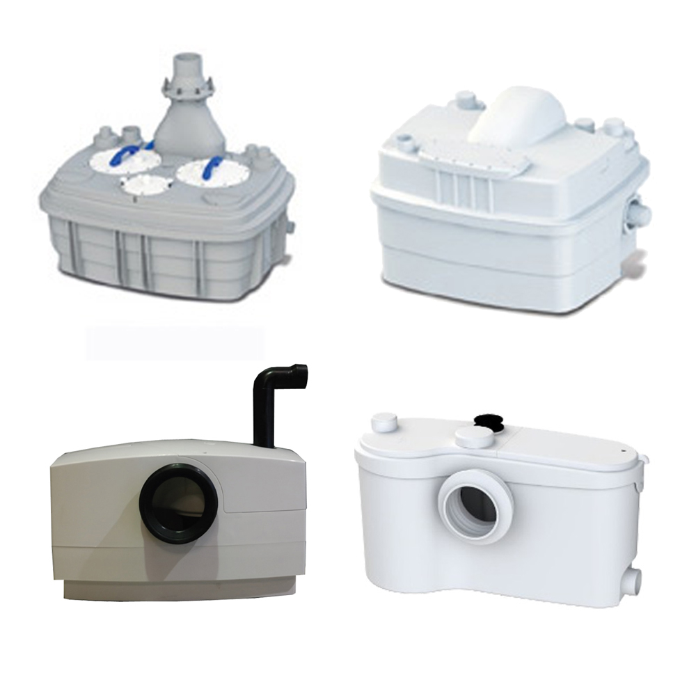 Residential Sewage Pumping Systems