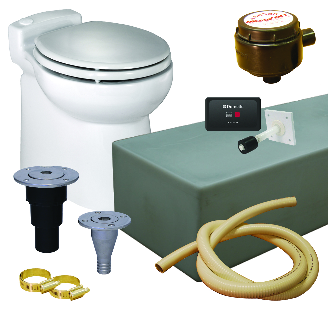 Toilet & Tank Packages