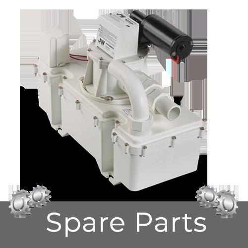 Sealand Dometic Vacuum Pump Spare Parts
