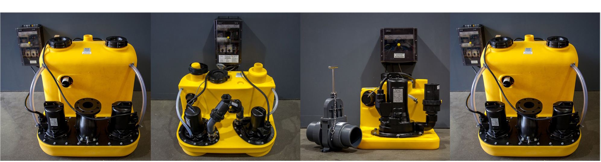 Commercial Sewage Pumping Systems
