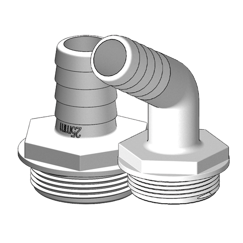 BSP - Hose Reducers