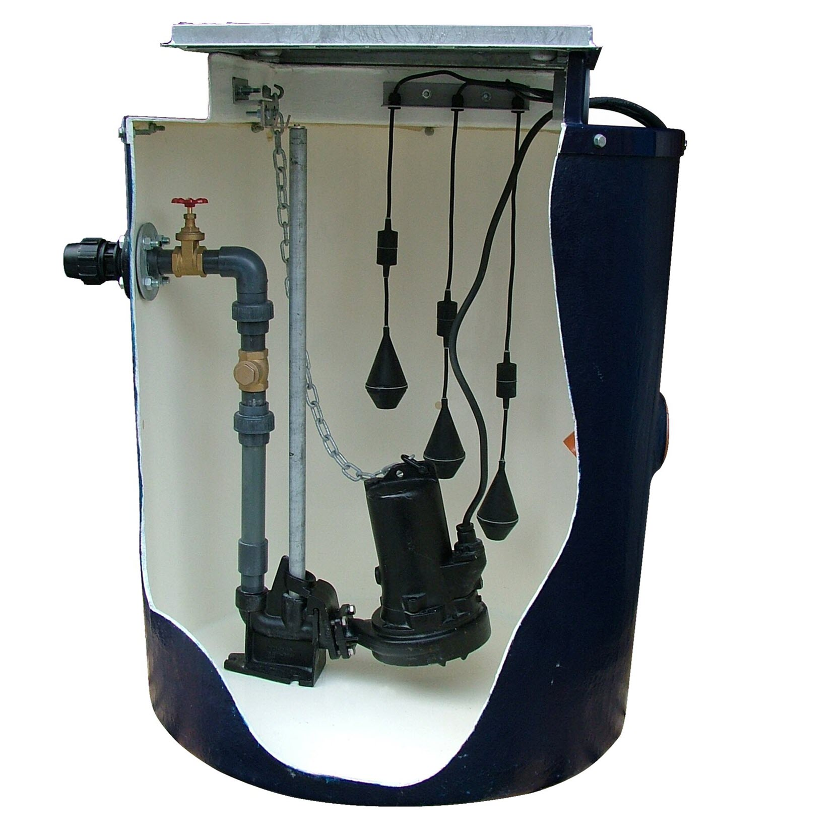 Below Ground Pumping Systems