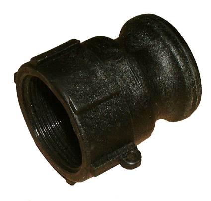 "1 ½"" BSP Female - Male Camlock Connector,"