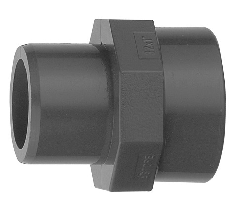 "1 1/2"" BSP Female ABS Adaptor Socket,"