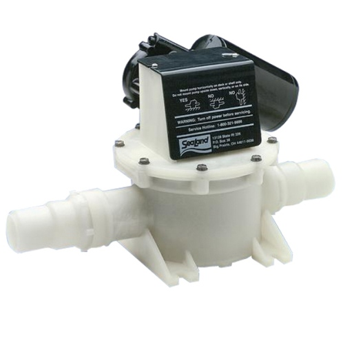 Dometic Sealand T Series Discharge Pump, 12v or 24v DC