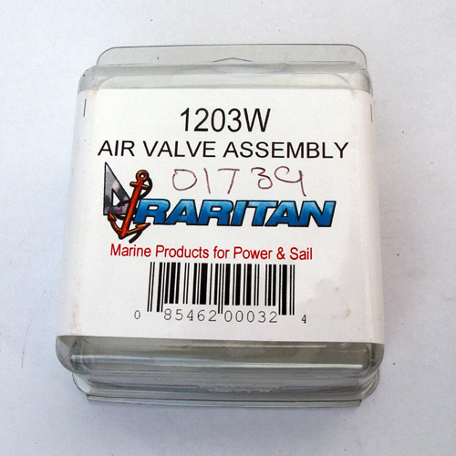 Raritan PHII Air Valve Assembly 1203W