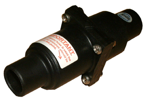 "Henderson/Whale In-Line Check Valve, 1"" or 1 ½"""