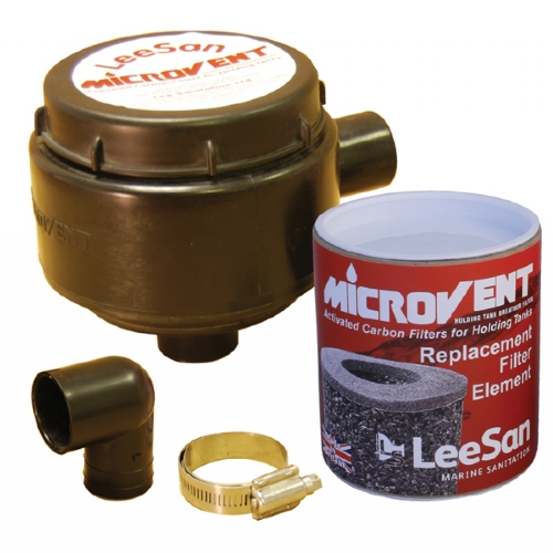 Microvent Holding Tank Breather Filter