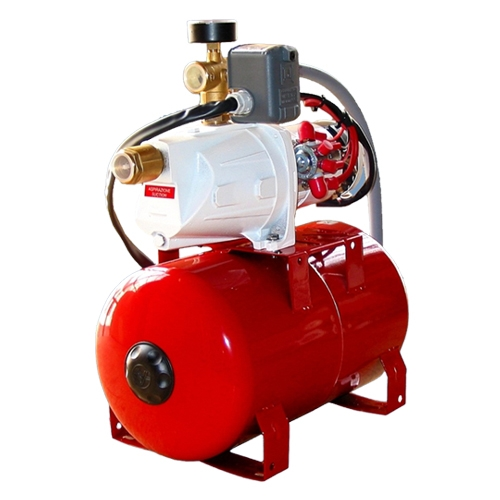 Water Pressure System, 24V AQM6-24