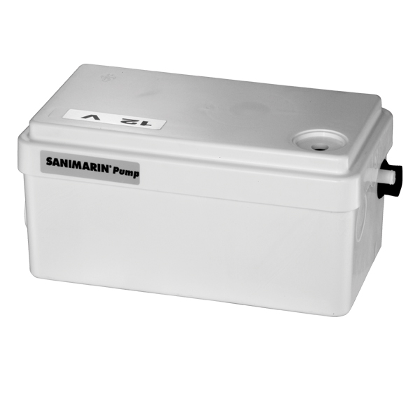 SaniMarin SaniShower, 12v or 24v DC