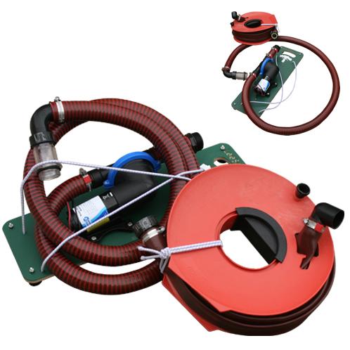 LeeSan Electric Self Pump Out Kit, Choice of 12v or 24v DC