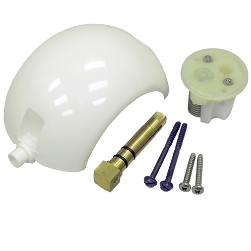 Sealand Ball, Shaft & Cartridge Kit 385318162 for VacuFlush and Traveler toilets.