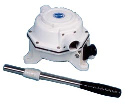 Manual Diaphragm Pump, Surface Mounted
